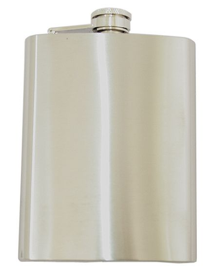 Stainless Steel Flask - 7 ounce Defender