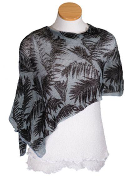Van Klee Silkscreened Printed Ponchos - 6 Ways to Wear - Assorted Prints