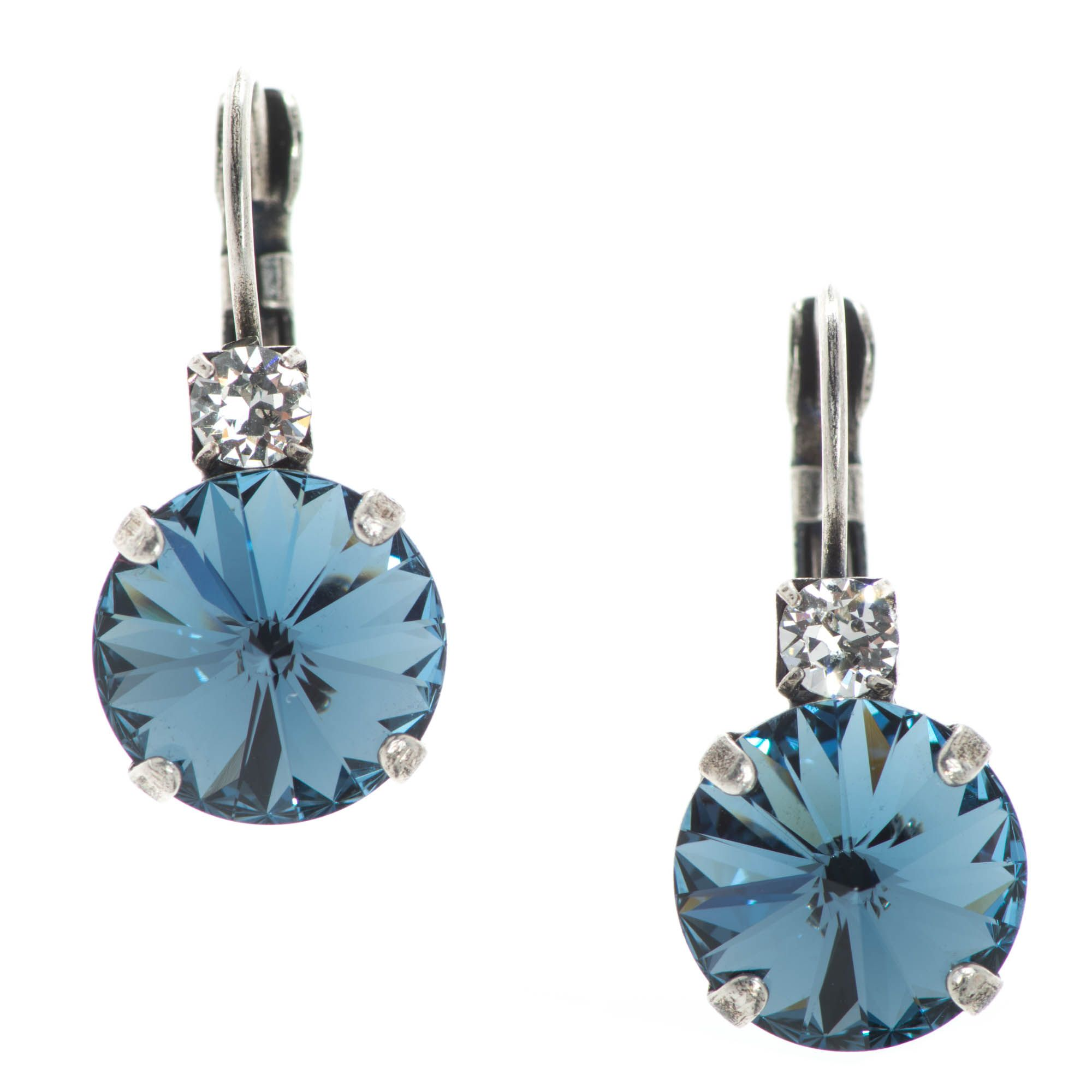fcb5db2c659c5 Swarovski Earrings Blue - Best All Earring Photos Kamilmaciol.Com