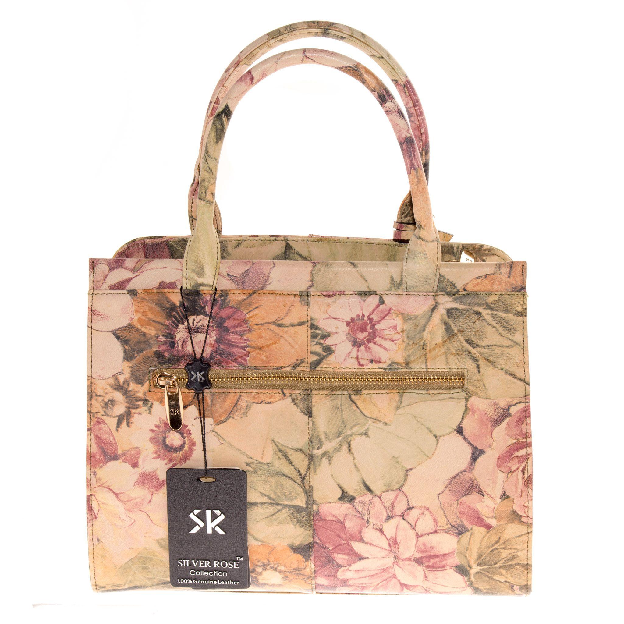 61b4e4e5f366 Floral Print Handbags - ShopStyle