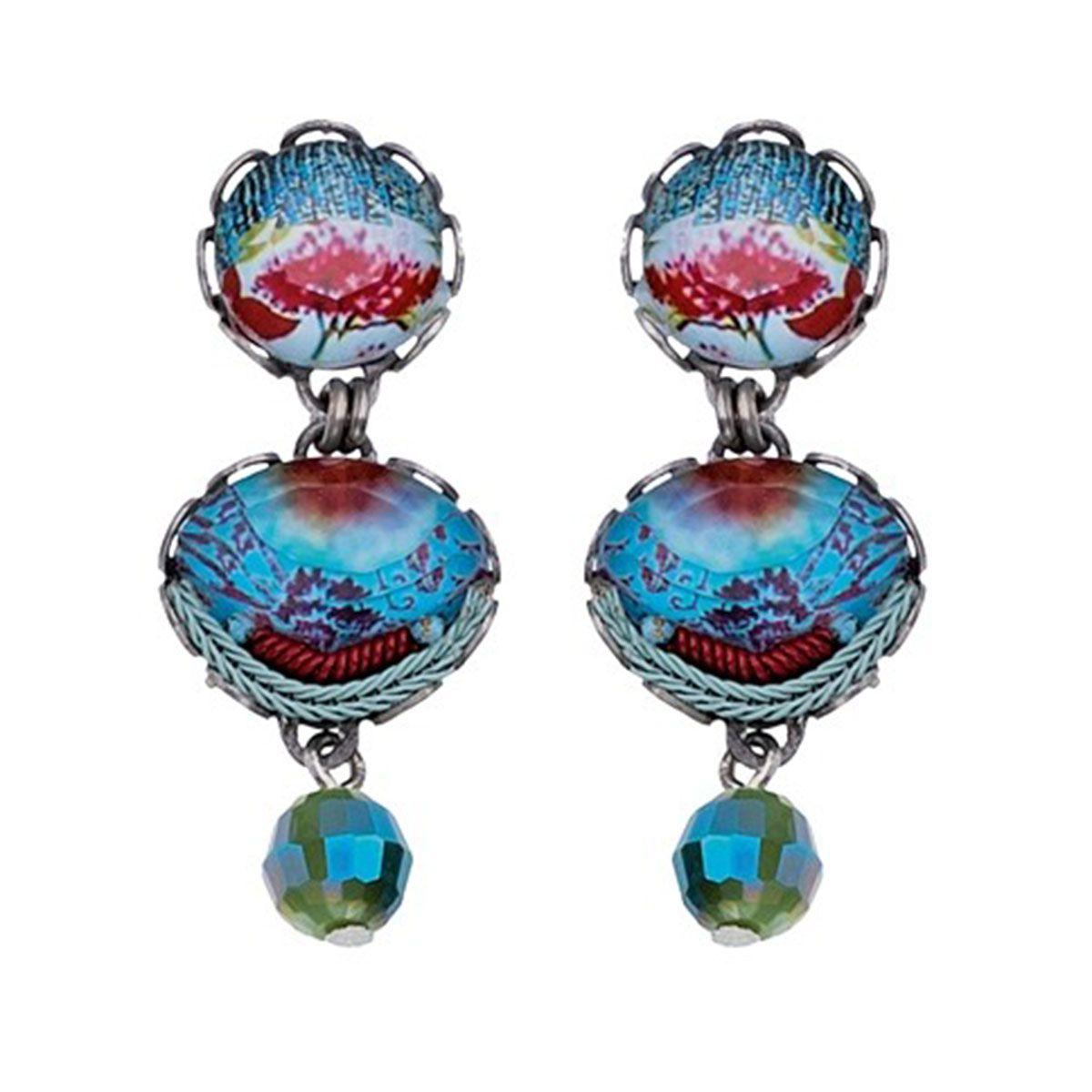 Ayala Bar Israeli Jewelry - Astral Light Olivia Post Earrings - Fall/Winter  2018