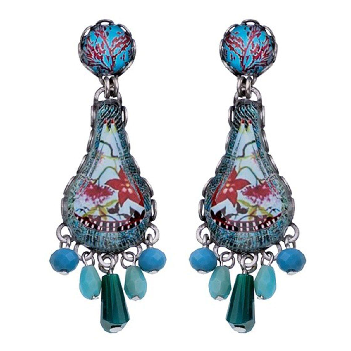 Ayala Bar Israeli Jewelry - Astral Light Abigail Post Earrings -  Fall/Winter 2018