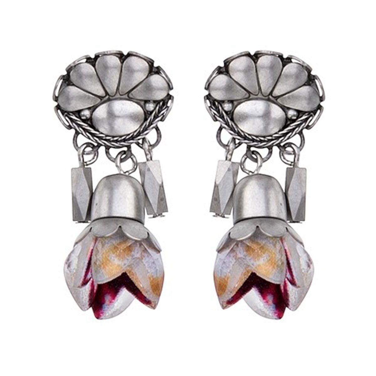 Ayala Bar Israeli Jewelry - Transcendent Devotion Nadine Post Earrings -  Fall/Winter 2018