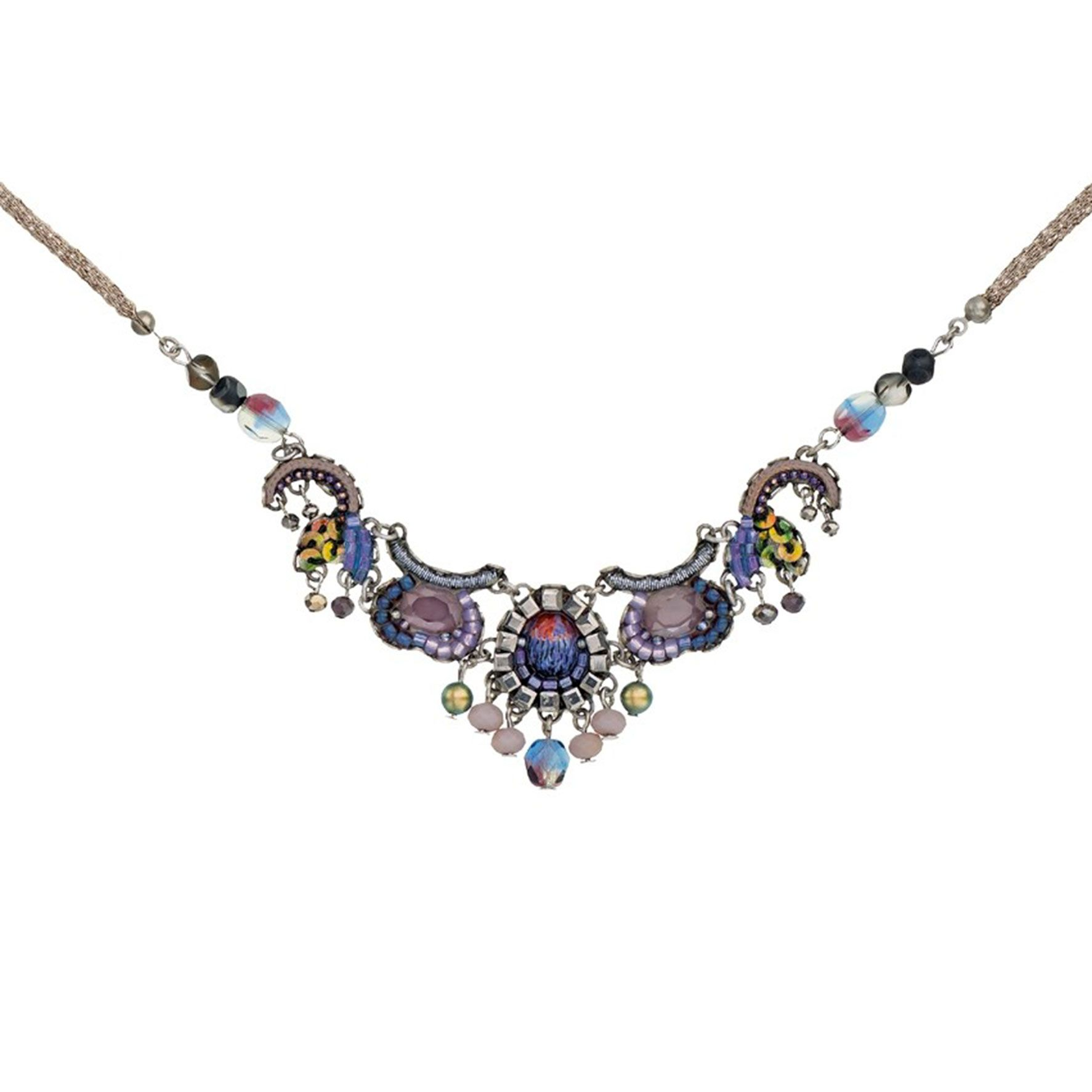 Ayala Bar Israeli Jewelry - Clear Sky Padanaran Necklace - Fall/Winter 2018