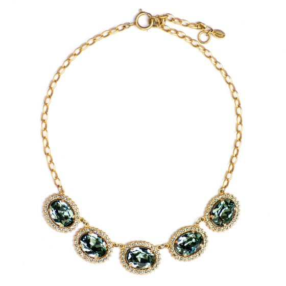 Catherine Popesco The Queen's Jewels Necklace - Indian Sapphire