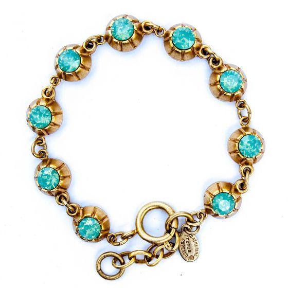 Catherine Popesco Heavy Pacific Opal Crystal Bracelet