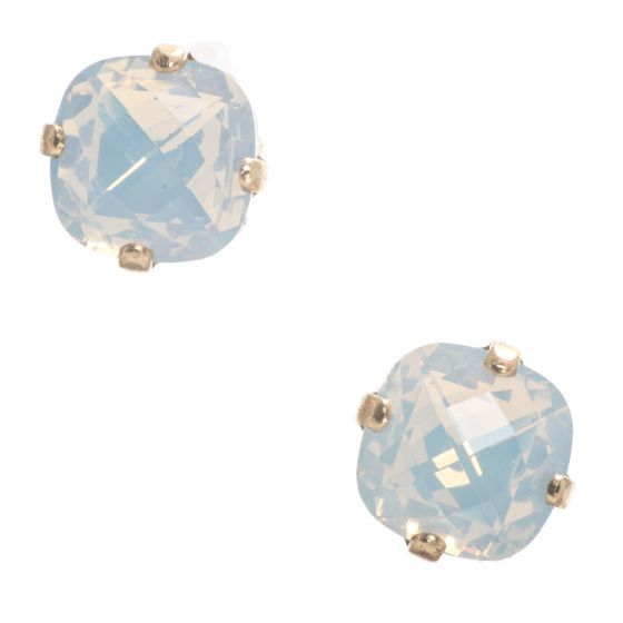 Sweet! Petite Catherine Popesco Crystal Post/Studs Earrings - Assorted Colors