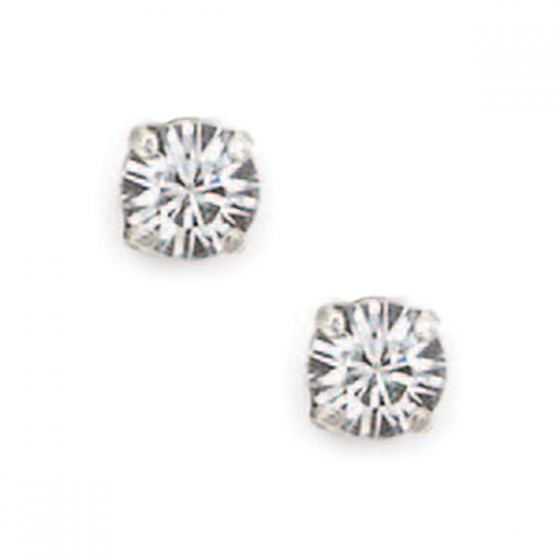Catherine Popesco Petite (6mm) Stone Post/Studs Earrings - Assorted Colors