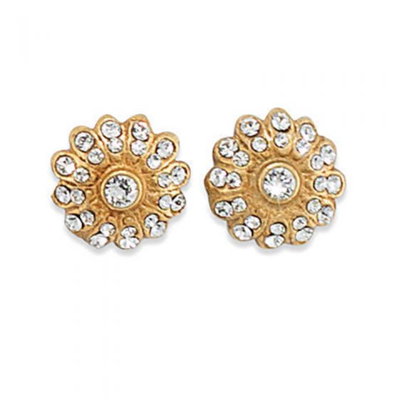 Catherine Popesco Petite Flower Studs/Post Earrings - Assorted Colors