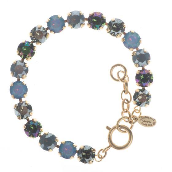 Catherine Popesco Multi Color Crystal Bracelet - Ocean Star Combo