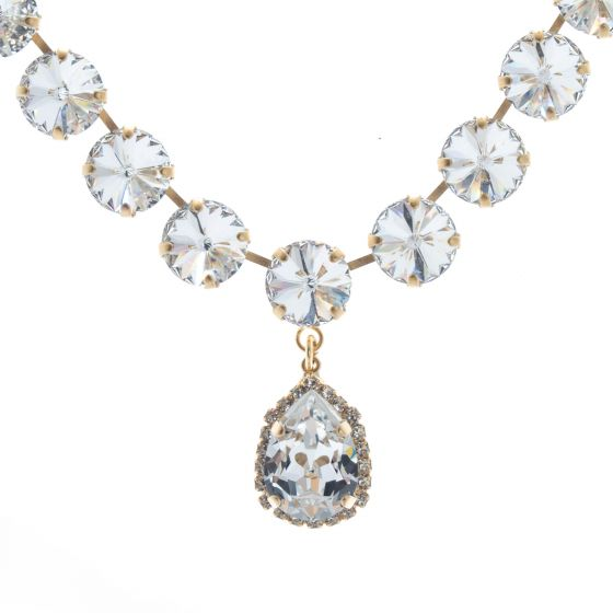 Lisa Marie Jewelry Stunning Young Victoria Coronation Necklace
