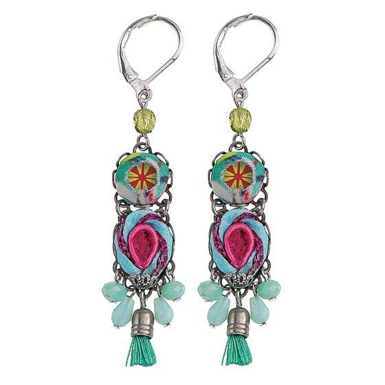 Ayala Bar Israeli Jewelry - Tahoe Reena Earrings - Summer 2018
