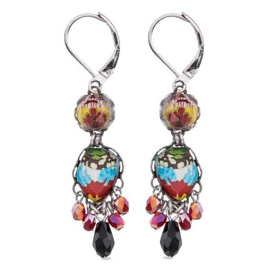 Ayala Bar Israeli Jewelry - Autumn Aurora Juana Post Earrings - Fall/Winter 2018