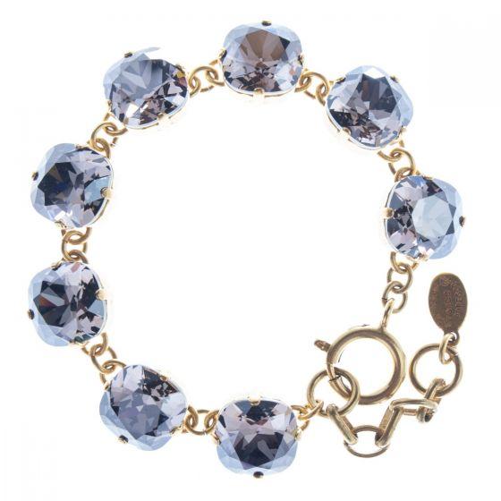 Catherine Popesco 12mm Large Stone Crystal Bracelet - Mystique