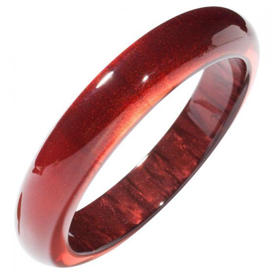 ZSISKA Handmade Designer Bangle Bracelet - Colourful Beads - Assorted Colors