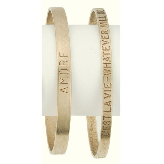 Catherine Popesco Amore - Cest La Vie Bangle