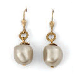 Catherine Popesco Pearl Earrings